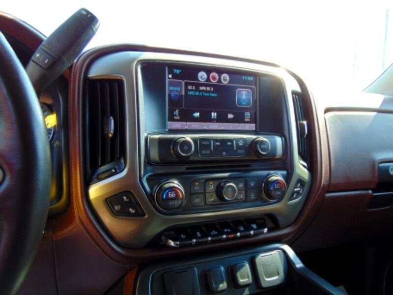 2015 Chevrolet Silverado 2500HD High Country Crew Cab Short Box 4WD