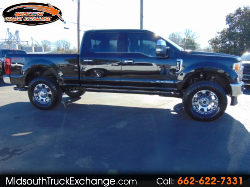 Ford F-250 SD King Ranch Crew Cab 4WD 2020