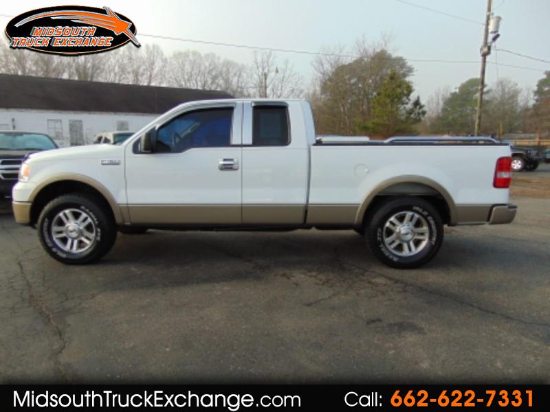 Ford F-150 Lariat SuperCab 2WD 2006