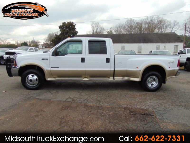 Ford F-350 SD Lariat Crew Cab Long Bed 4WD DRW 2001