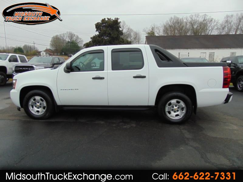 Chevrolet Avalanche LS 4WD 2010