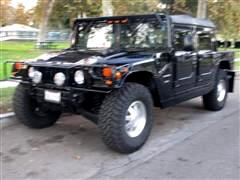 1998 AM General Hummer