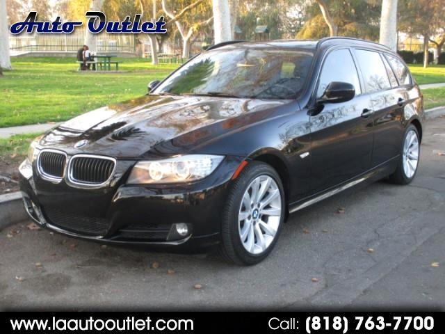 2012 BMW 3-Series Sport Wagon 328i