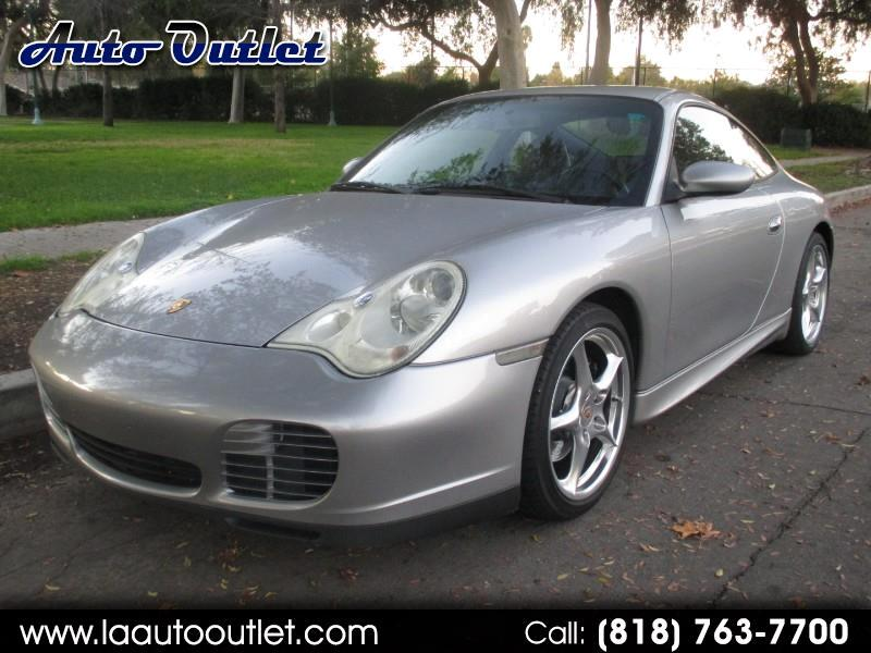 2004 Porsche 911 Carrera 40th Anniversary Edition
