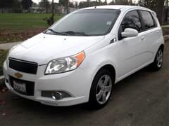 2011 Chevrolet Aveo5