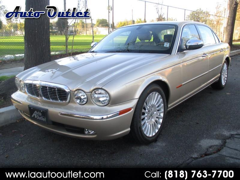 2005 Jaguar XJ-Series 8