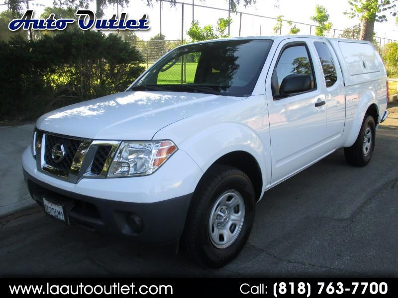 2010 Nissan Frontier XE King Cab 2WD