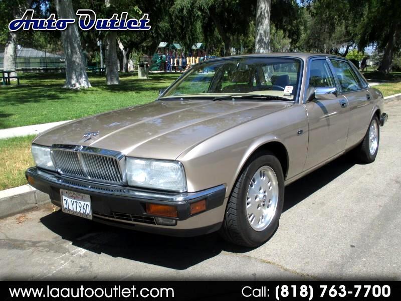 1994 Jaguar XJ Sedan XJ6