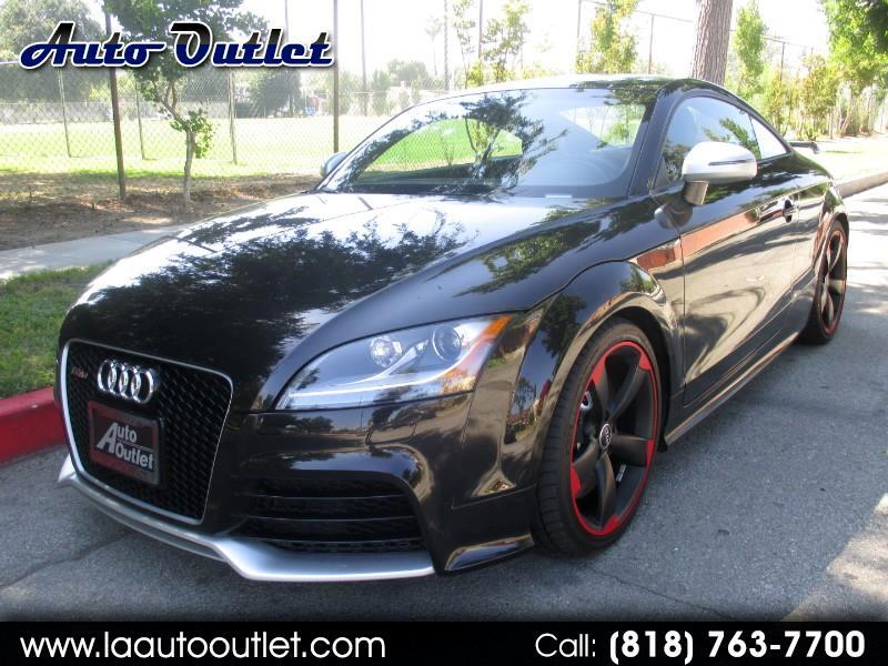 2013 Audi TT RS 2.5 Coupe quattro