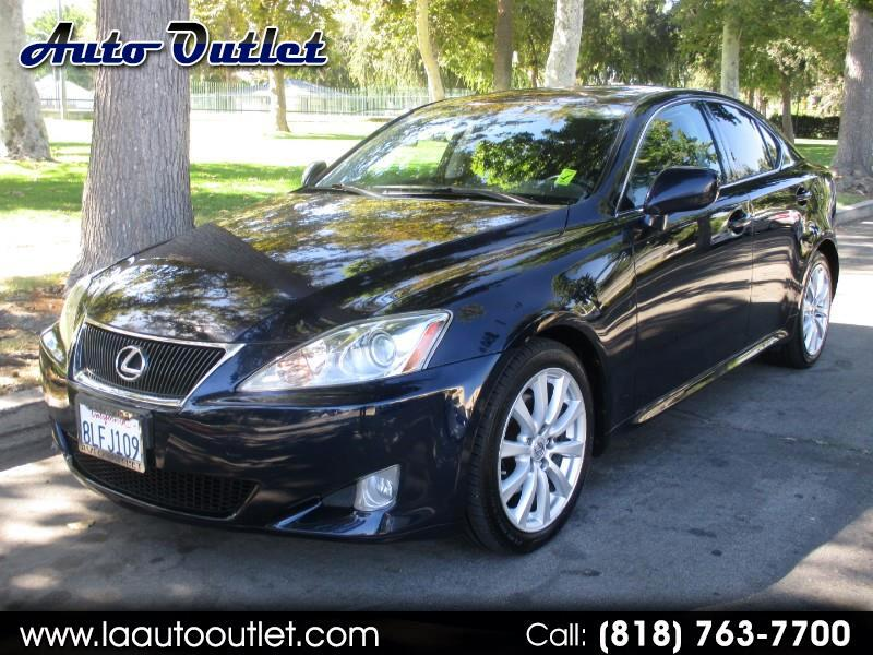 2008 Lexus IS IS 250