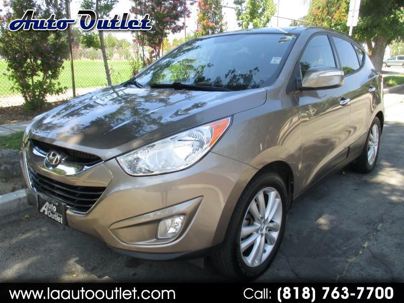 2010 Hyundai Tucson GLS LIMITED