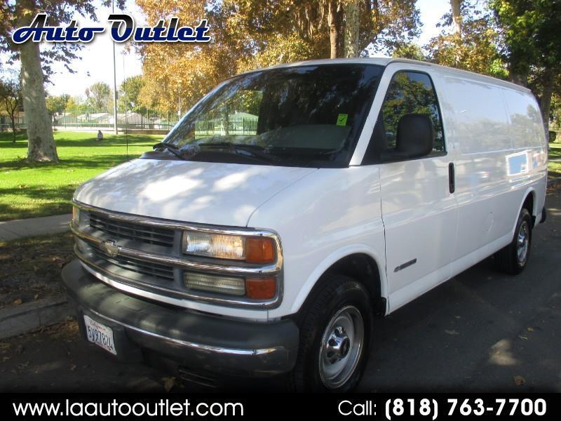 Chevrolet Express G2500 Cargo 1998