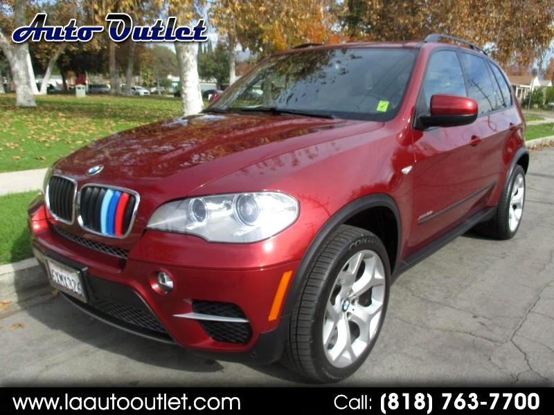 BMW X5 xDrive35i Sports Activity Vehicle 2013