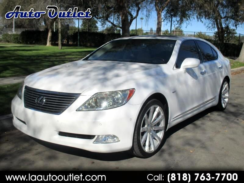 Lexus LS 460 Luxury Sedan 2008