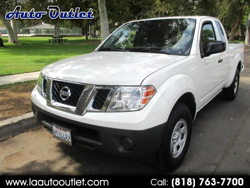Nissan Frontier King Cab 2WD 2019