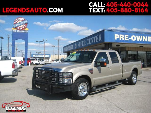 2010 Ford F-250 SD XL SuperCab Long Bed 2WD