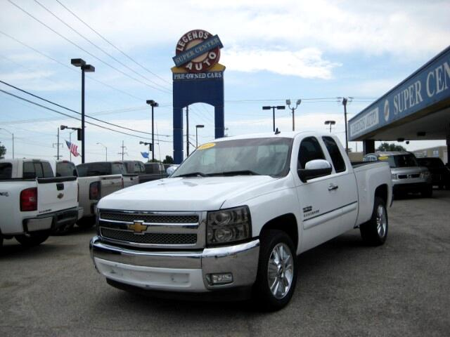 Chevrolet Silverado 1500 LT Short Box 2WD 2013