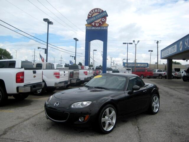 Mazda MX-5 Miata Grand Touring 2011