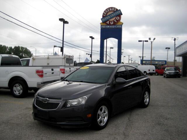 Chevrolet Cruze 2LT 2011