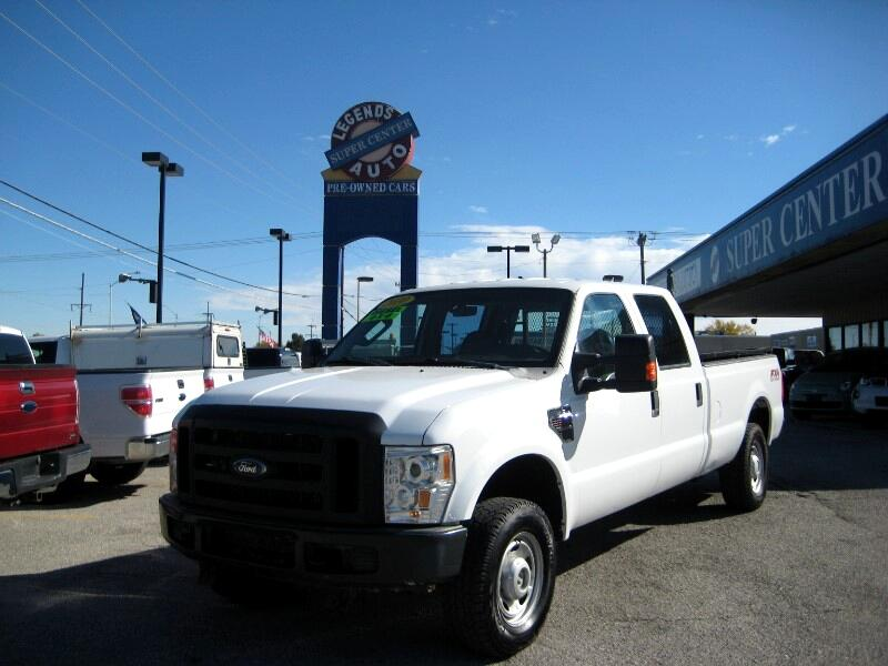 2010 Ford F-250 SD XL