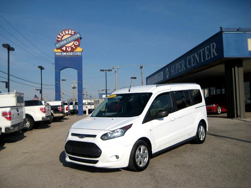 2014 Ford Transit Connect Wagon XLT LWB