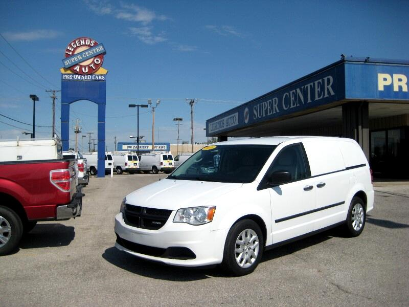 2014 RAM Cargo Van Base