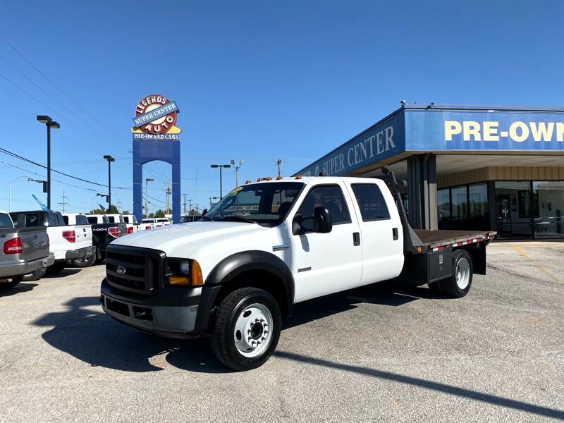 Ford F-450 SD Crew Cab 2WD DRW 2005