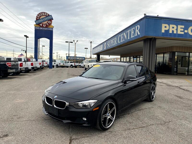 BMW 3-Series 328i SULEV 2015