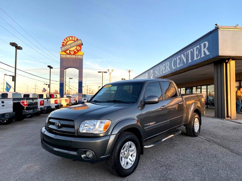 Toyota Tundra Limited Double Cab 2006