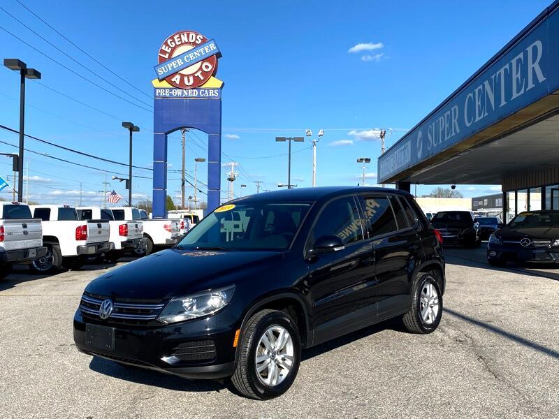 Volkswagen Tiguan 2WD 4dr Auto S *Ltd Avail* 2013