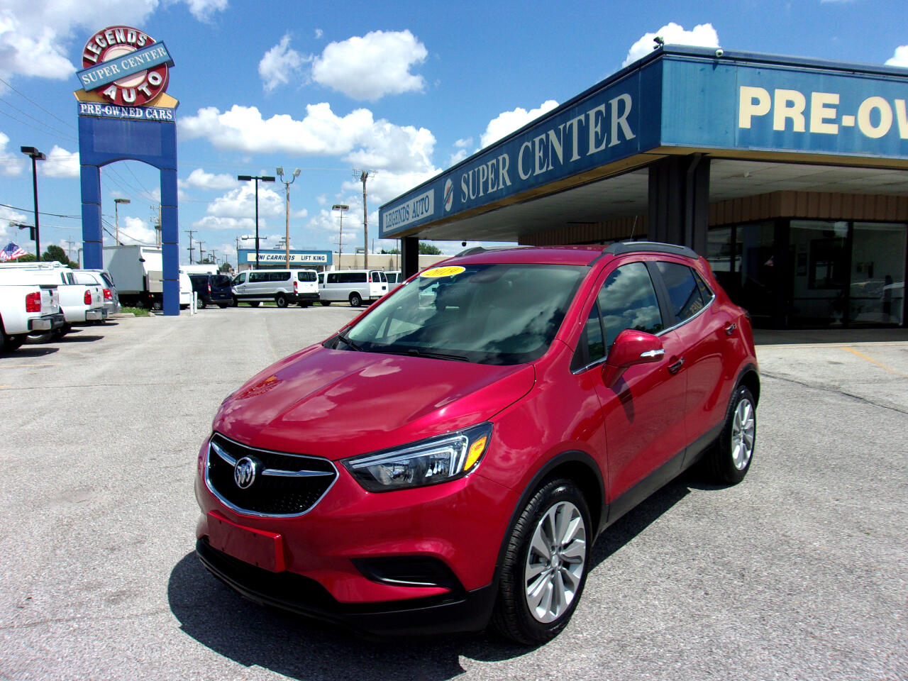 Buick Encore FWD 4dr Preferred 2019