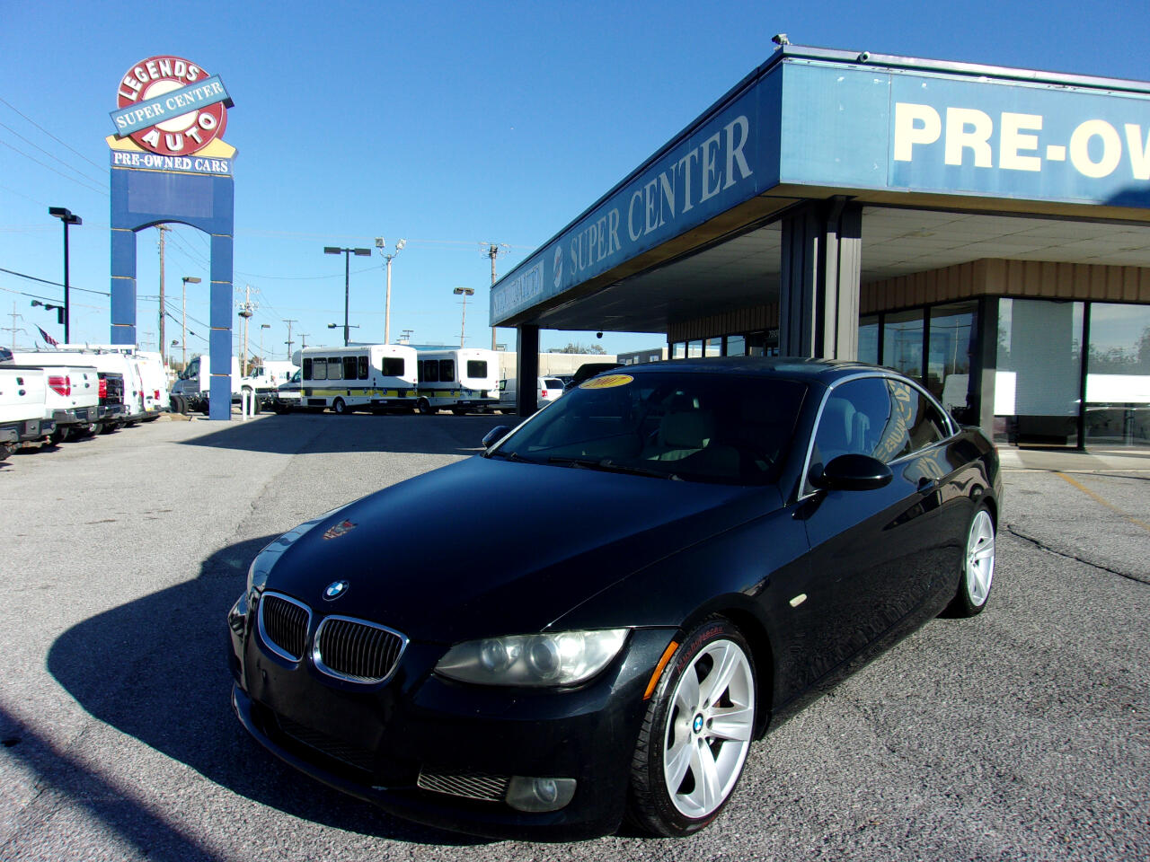 BMW 3 Series 2dr Conv 335i 2007