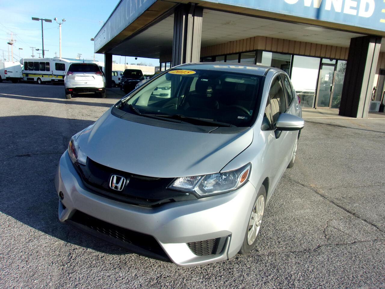 Honda Fit 5dr HB CVT LX 2015
