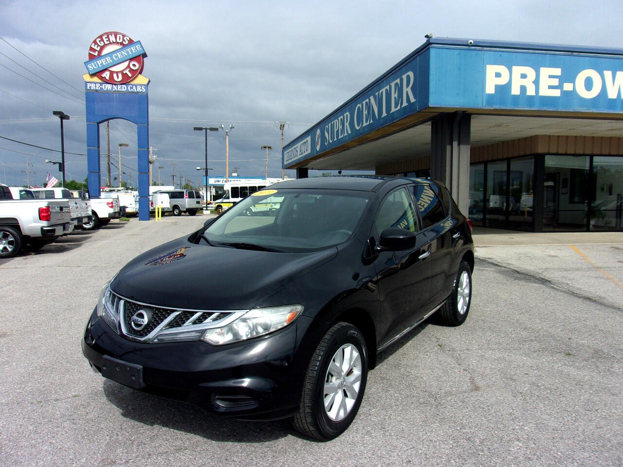 Nissan Murano AWD 4dr S 2013