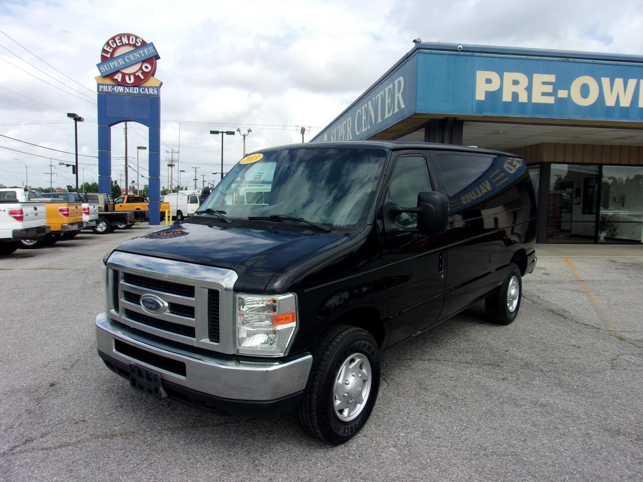 Ford Econoline Cargo Van E-250 Recreational 2013
