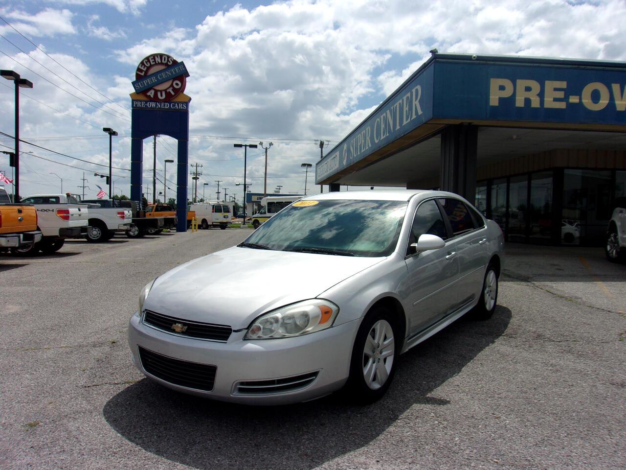 Chevrolet Impala 4dr Sdn LS Fleet 2011