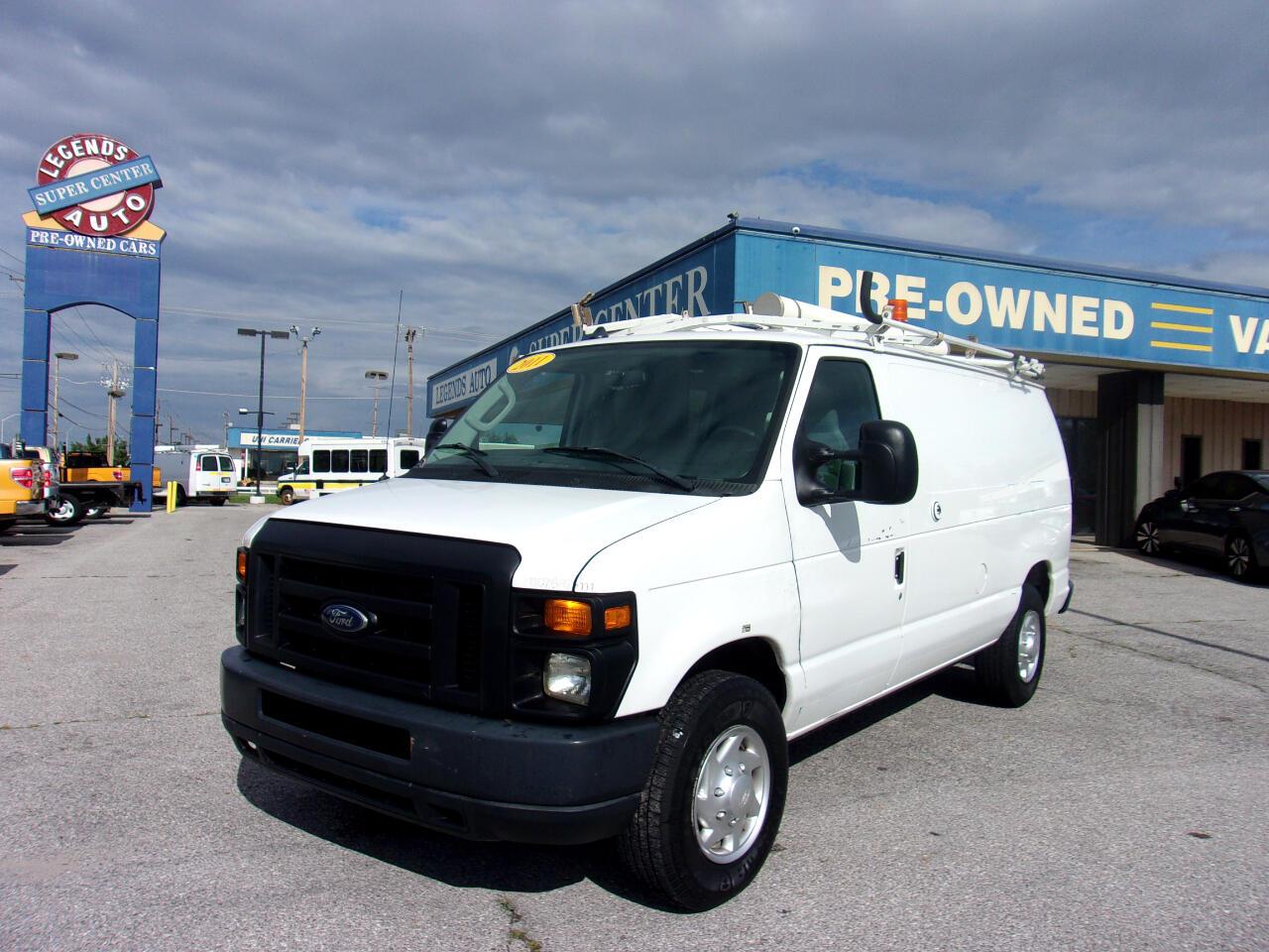 Ford Econoline Cargo Van E-250 Recreational 2011
