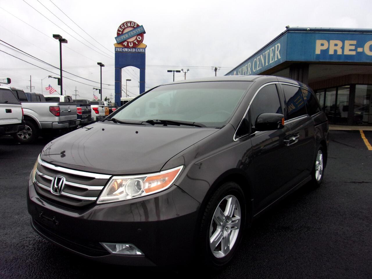 Honda Odyssey 5dr Touring 2011