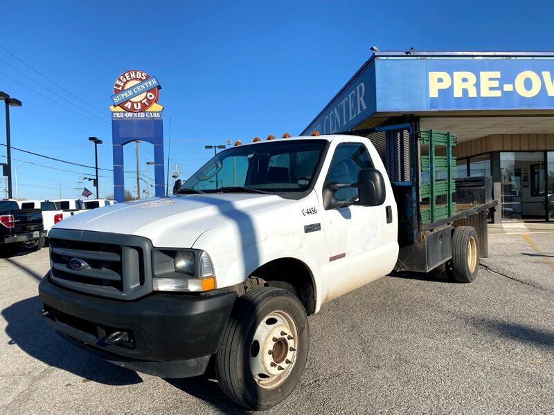 Ford F-450 SD Regular Cab DRW 2WD 2003