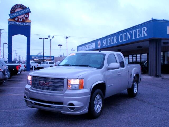 2008 GMC Sierra 1500 SLE1 Ext. Cab Short Bed 2WD