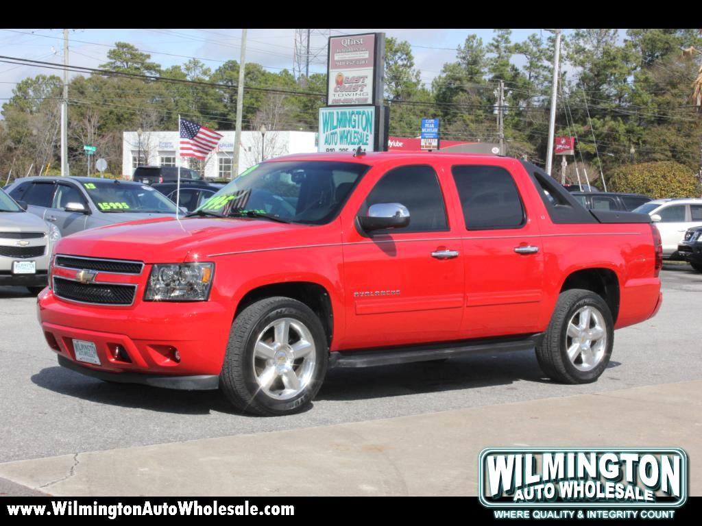 used chevrolet avalanche for sale wilmington nc cargurus. Black Bedroom Furniture Sets. Home Design Ideas
