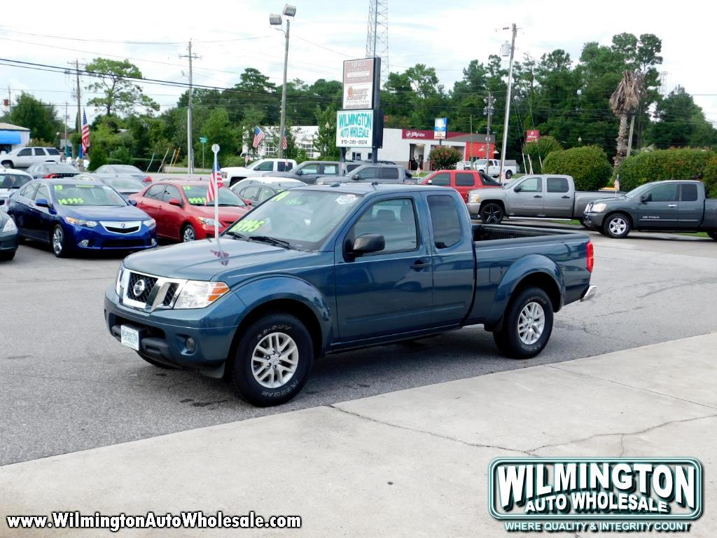 2014 Nissan Frontier King Cab 4x2 SV Auto