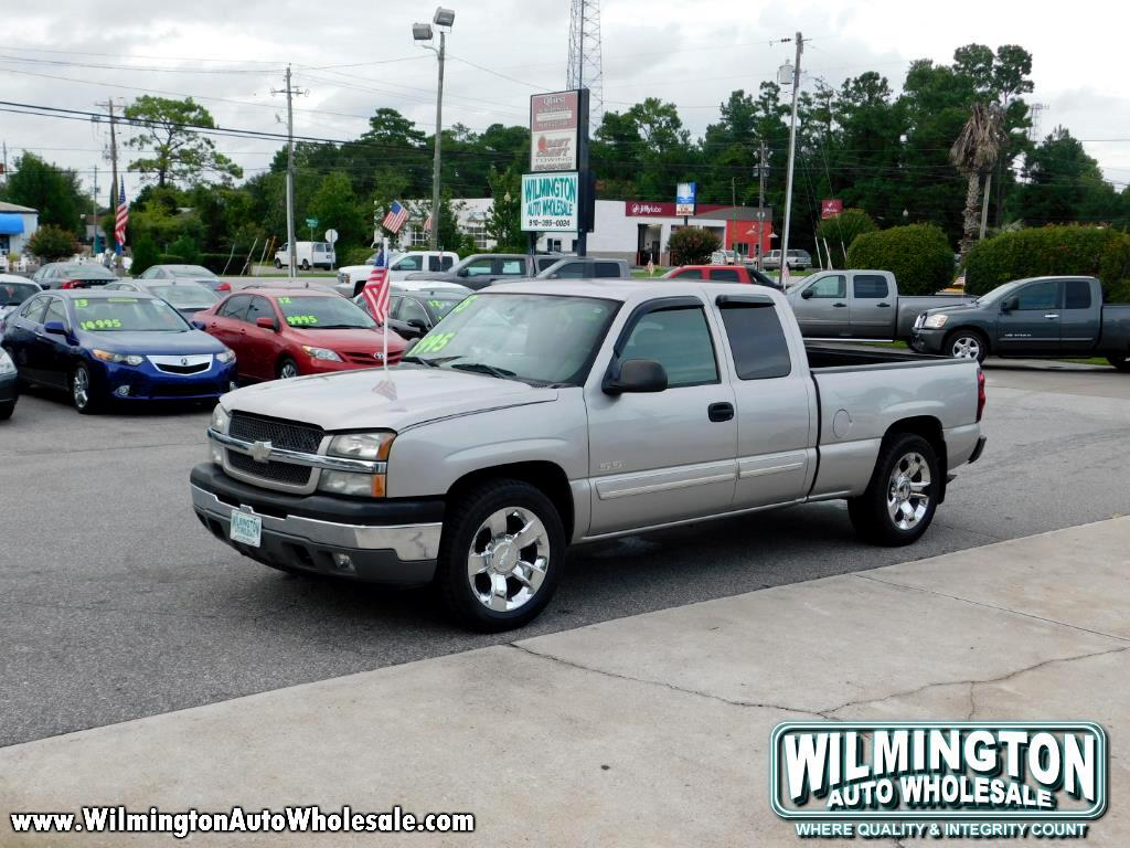 2005 Chevrolet Silverado 1500 SS Ext. Cab Short Bed 2WD