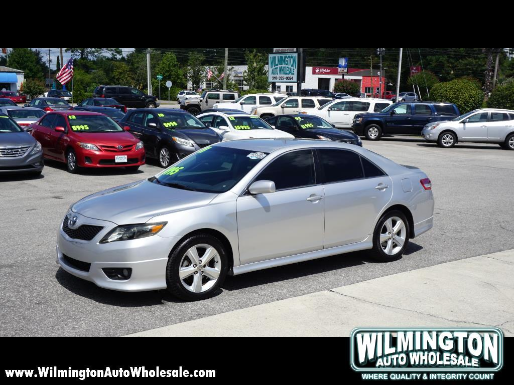 Used 2011 Toyota Camry For Sale In Wilmington, NC 28405 Wilmington Auto  Wholesale