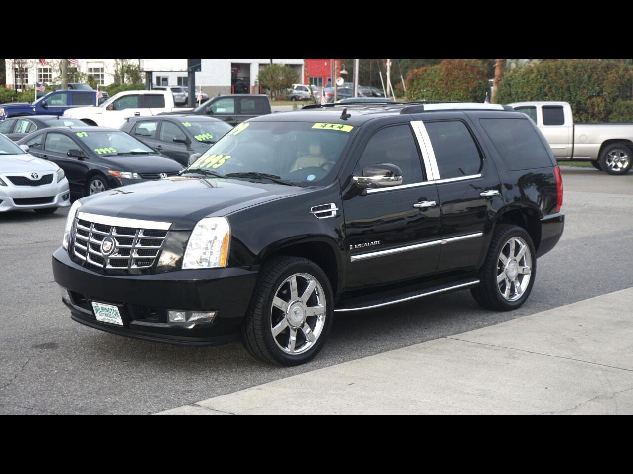 2009 Cadillac Escalade AWD