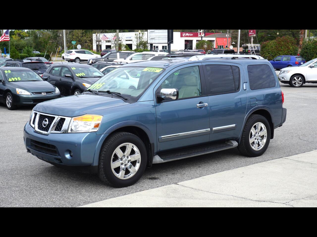 2011 Nissan Armada Platinum 2WD