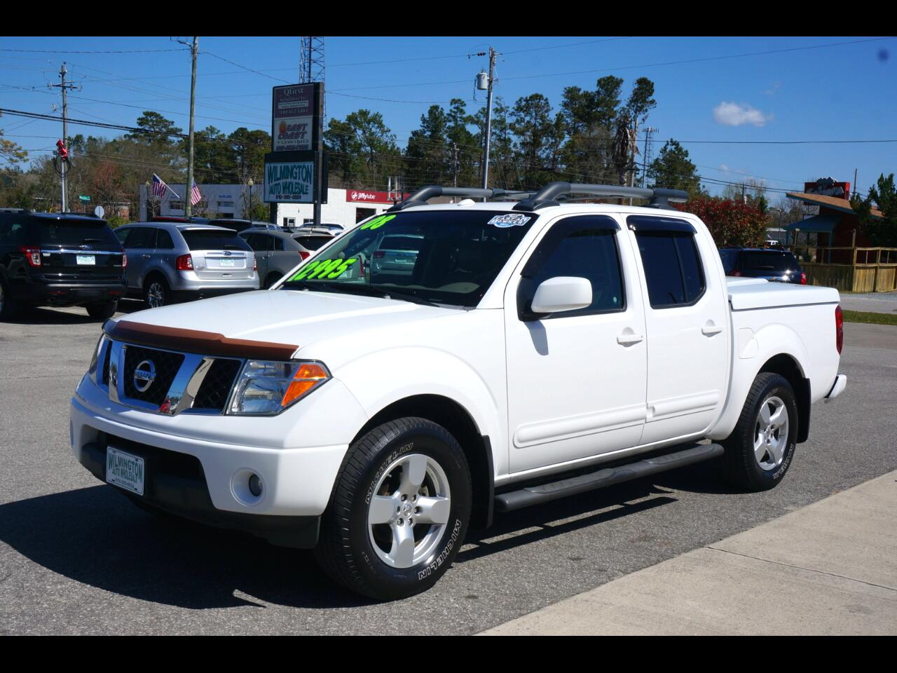 2008 Nissan Frontier LE Crew Cab 2WD