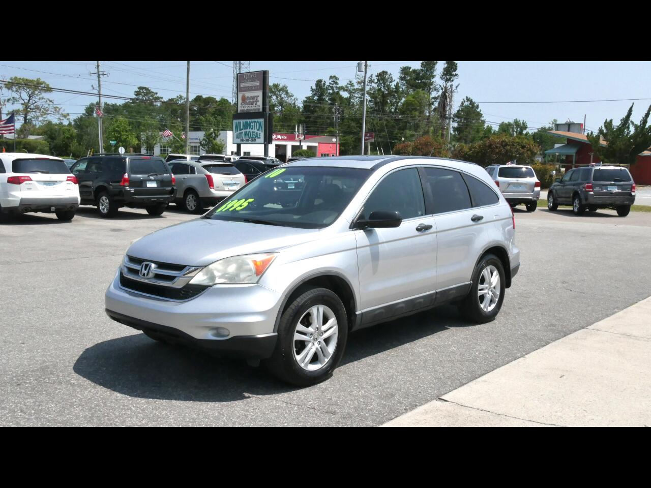 2010 Honda CR-V EX 2WD 5-Speed AT