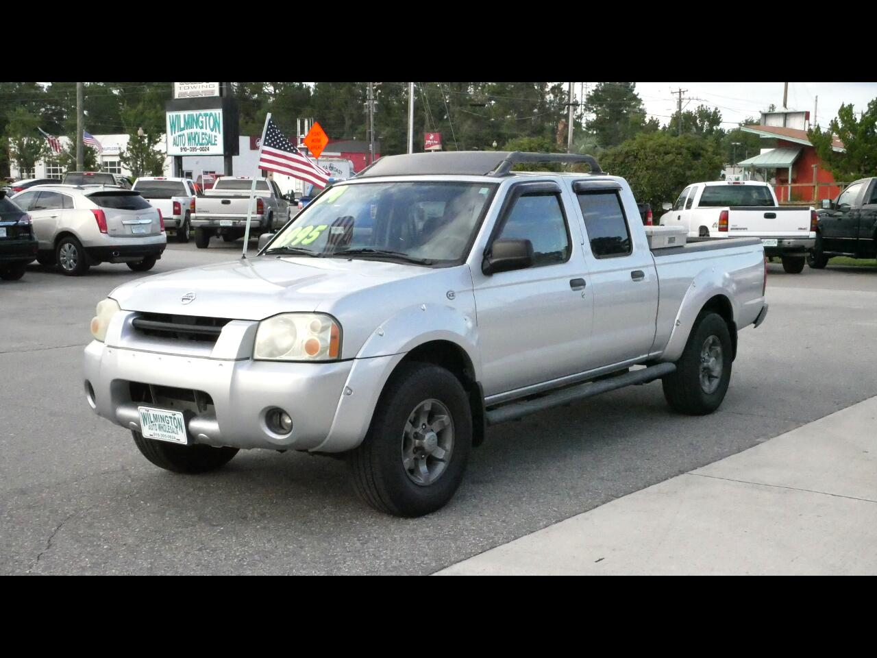 Nissan Frontier XE-V6 Crew Cab Long Bed 2WD 2004