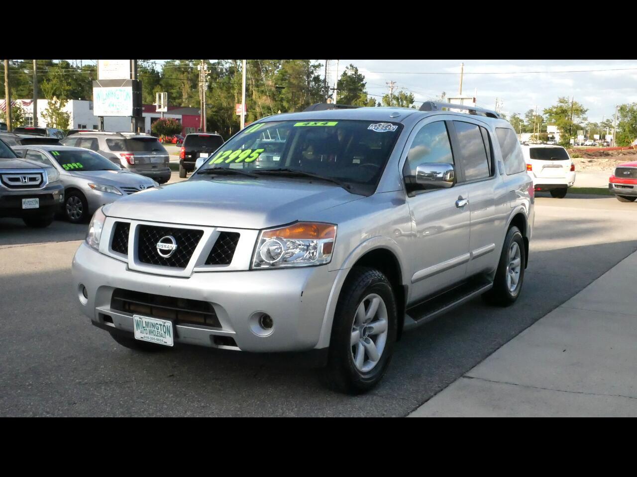 2011 Nissan Armada SL 4WD
